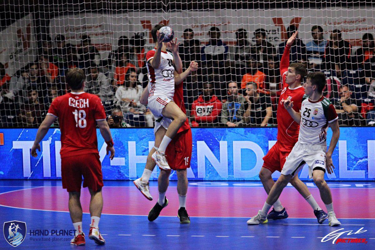 Tiby Handball U18M (25.10.2019)