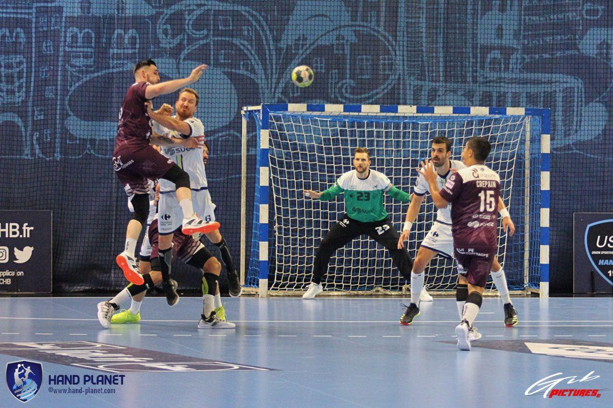 CDL by Lidl | Créteil vs Istres (02.11.2019)