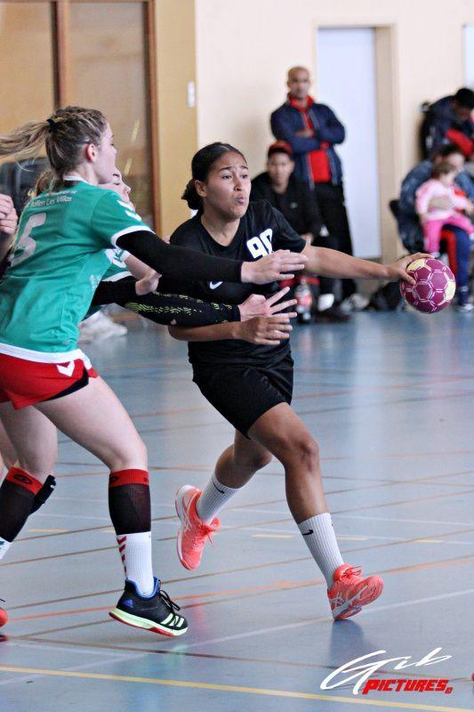 U18F (CdF) | EBB vs Rosières-Saint-Julien (19.10.2019)