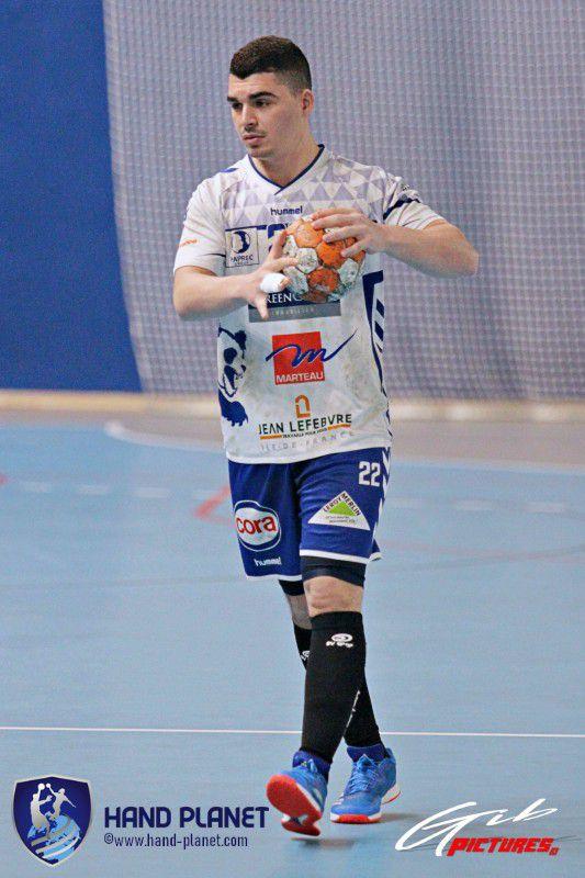 HBC Livry-Gargan vs Fénix Toulouse (08.02.2020) N1M