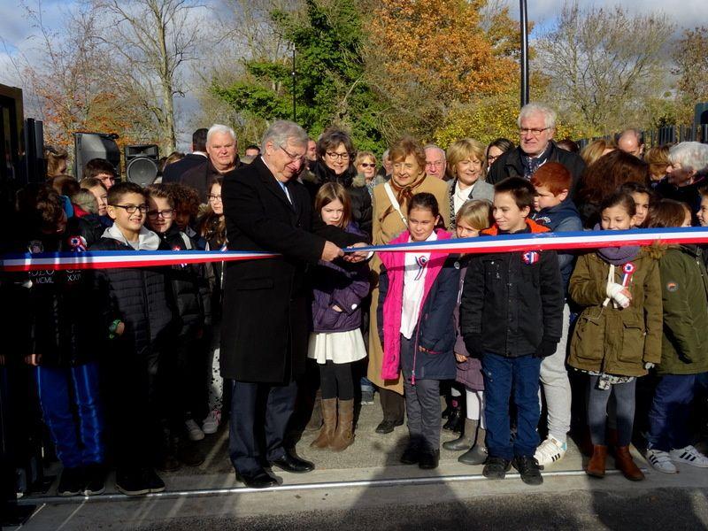 L'école Mélanie Bonis inaugurée !!!