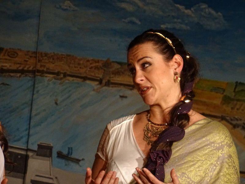 Hypatie, la légende d'Alexandrie à la Rue !!!!