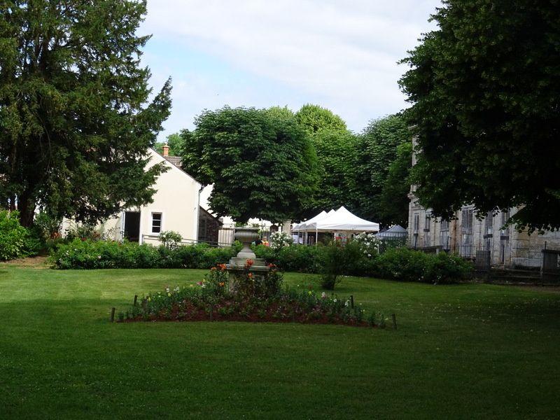 Les Parcs et Jardins sont en fêtes !!