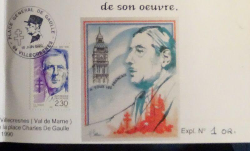 Il y a 37 ans, la Place du Général de Gaulle à Villecresnes !!!