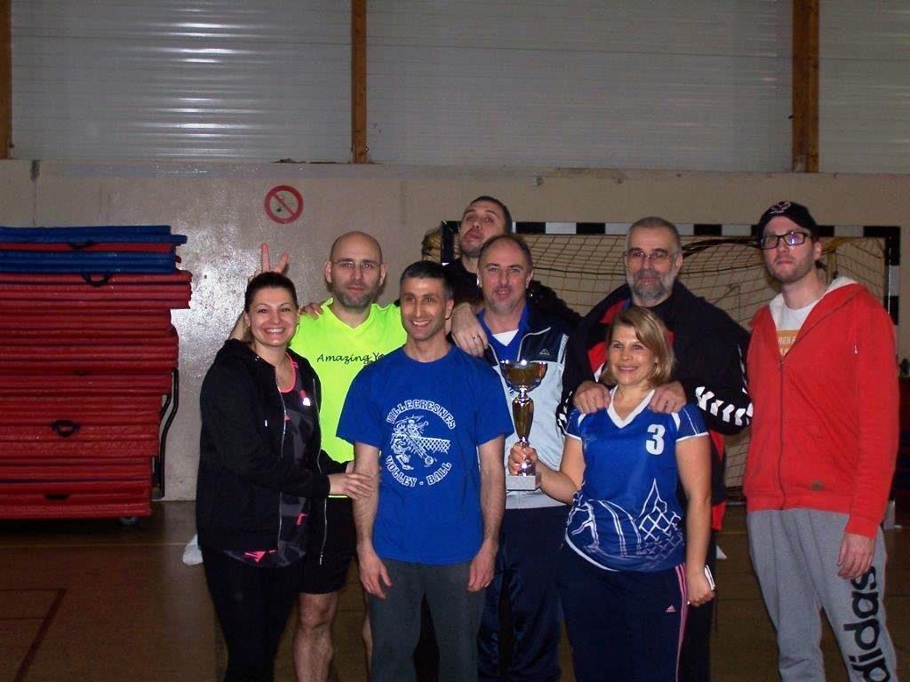 Le tournoi de Volley Ball de Villecresnes !!!!