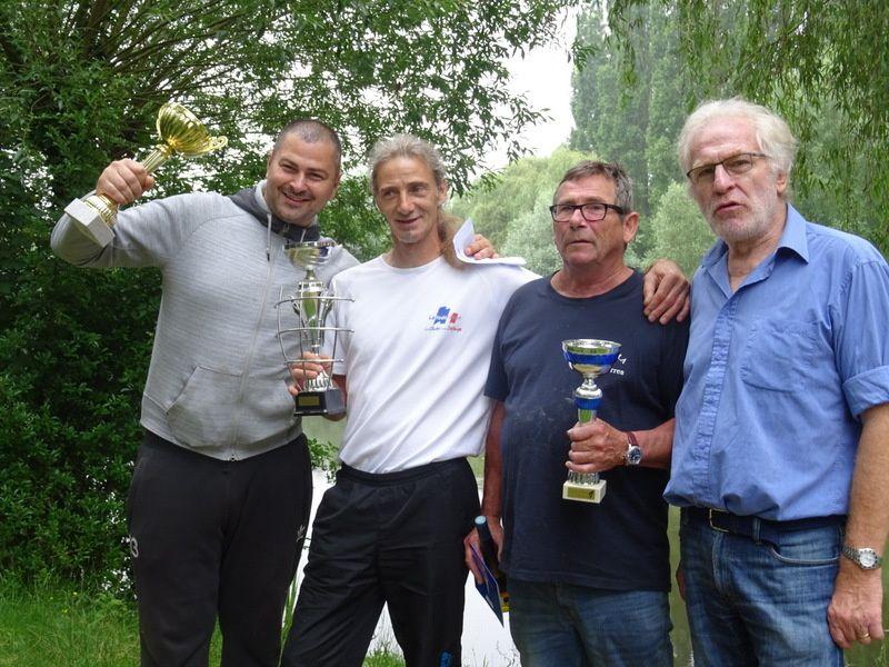 Concours de pêche à Villecresnes !!!