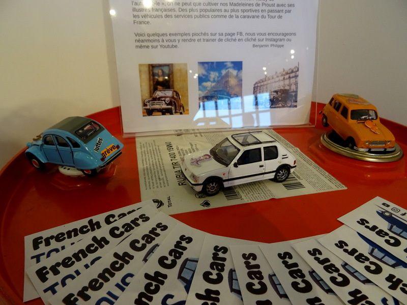 Félicien Michaut un passionné de voitures !!!!