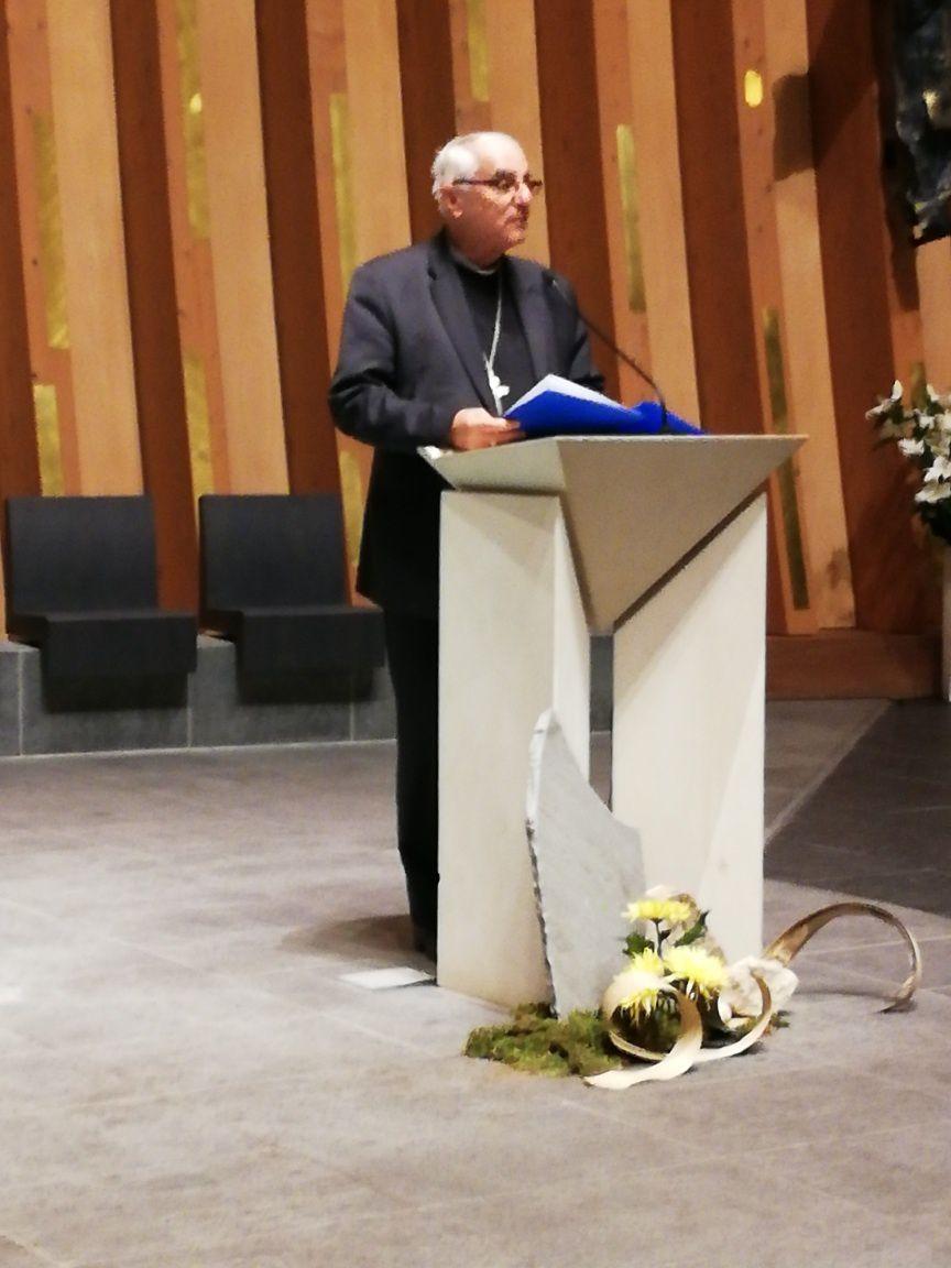 Vœux de Monseigneur Michel Santier !!!