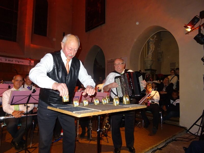 L'Orchestre d'Harmonie de Villecresnes en concert pour Noël !!!