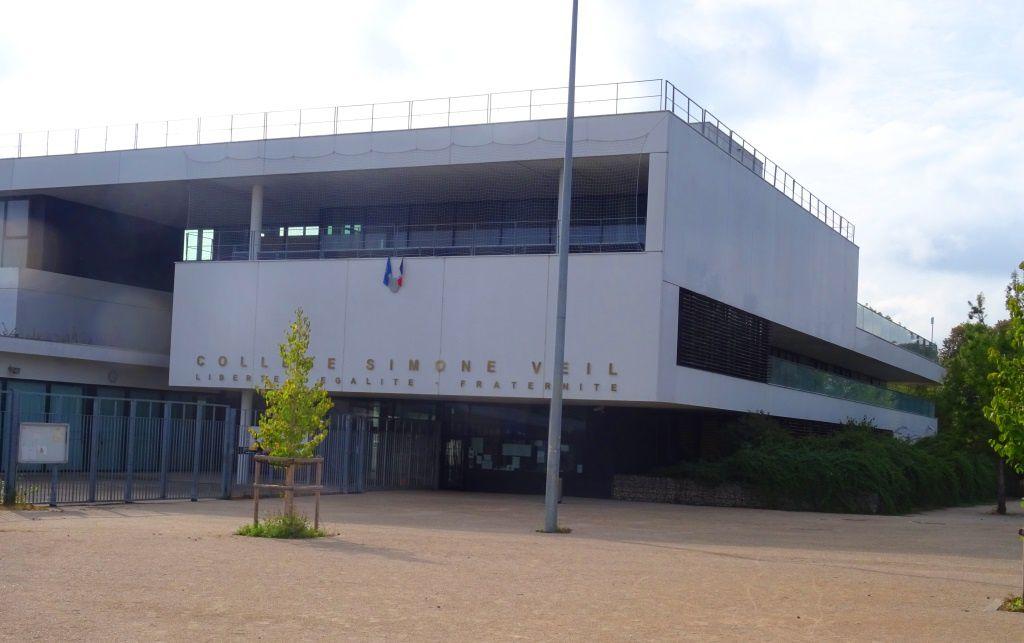 Le collège Simone Veil, 3ème  réunion de concertation !!!