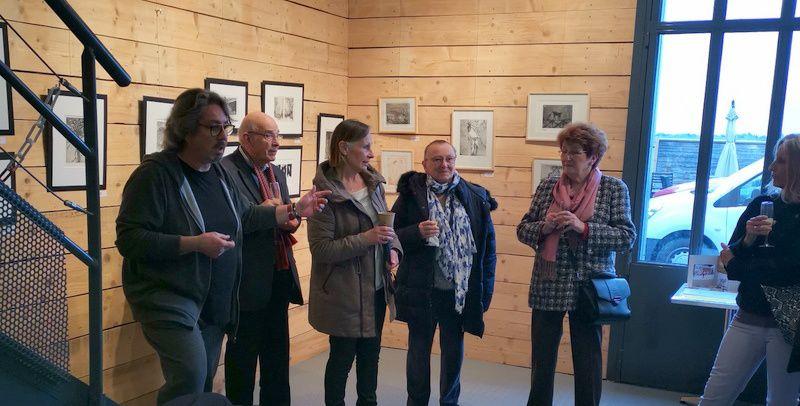 l'artiste José Luis Giambroni expose à Varennes Jarcy !!!!