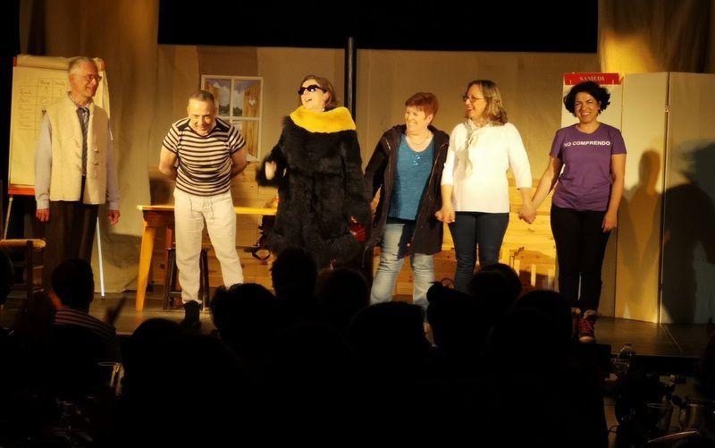 Théâtre : La vie au grand air à La Rue !!!!
