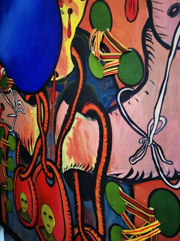 Odon, l'artiste de Nogent-sur-Marne, inclassable!!!