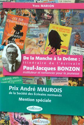 Paul-Jacques Bonzon, un romancier pour la jeunesse