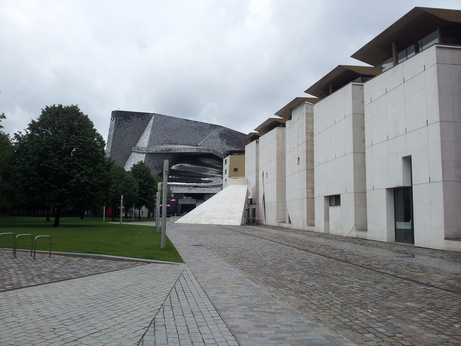 Visions de la Philharmonie de Paris (crédit photo : Stéphane Godet)