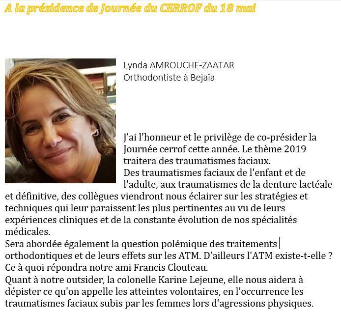 JOURNEE DU CERROF 2019