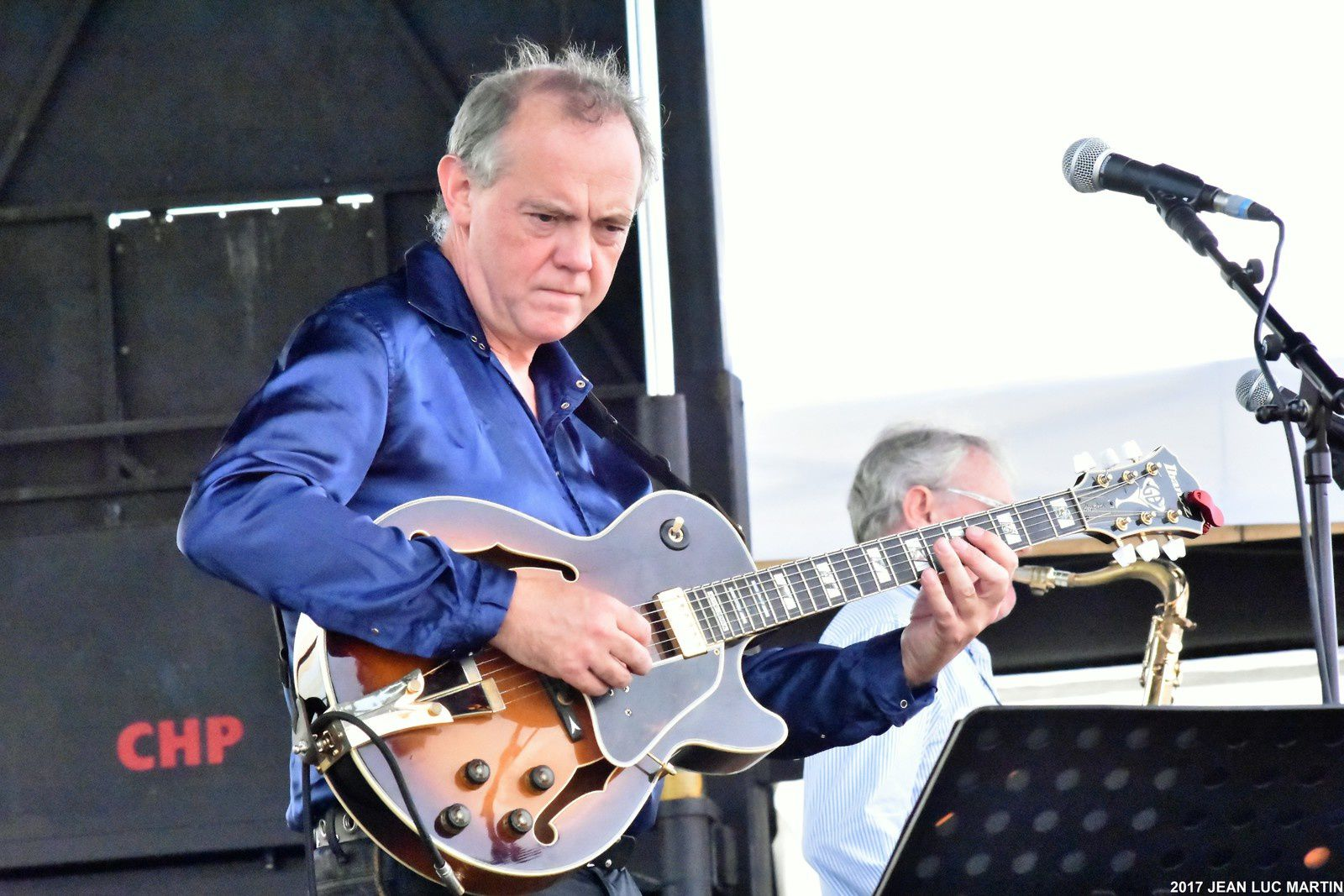 JEAN-MICHEL PROUST FLYING HOME A JAZZ IN MARCIAC LE 1ER/08/2017