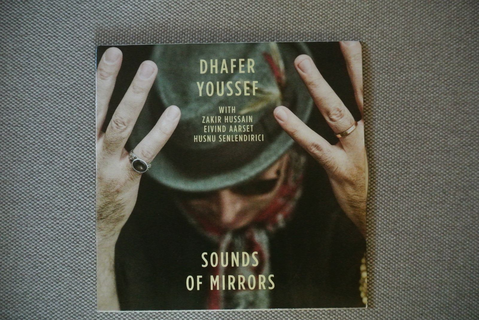 DHAFER YOUSSEF: SOUNDS OF MIRRORS (ANTEPRIMA PRODUCTIONS)