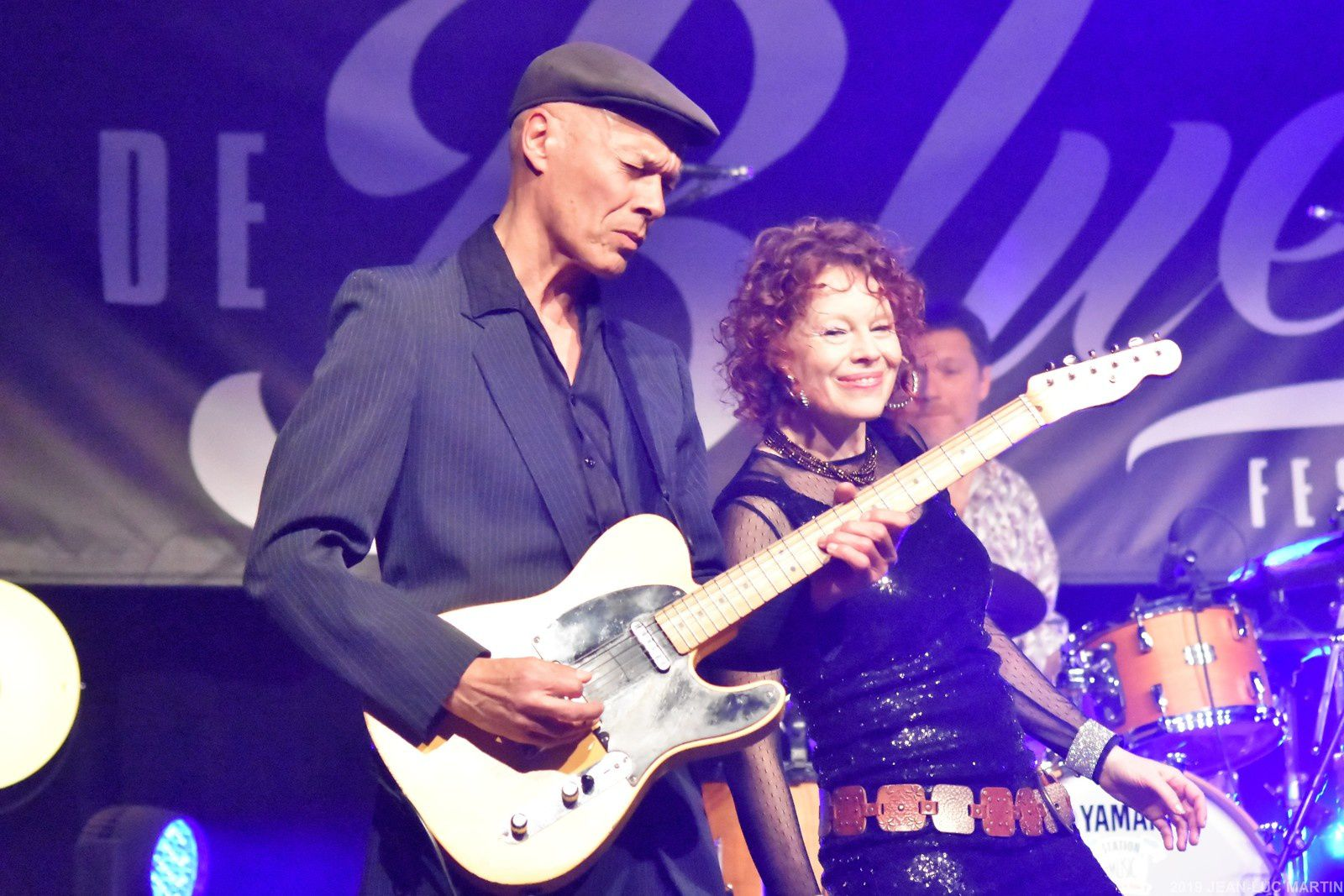 LIL'RED AND THE ROOSTER COMBO A BAIN DE BLUES LE 26/04/2019