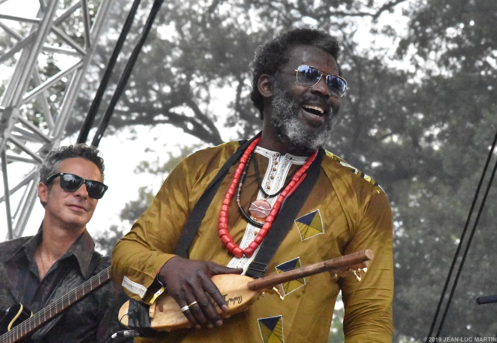 MIGHTY MO RODGERS/ BABA SISSOKO A BLUES PASSIONS A COGNAC LE 6/7/2019