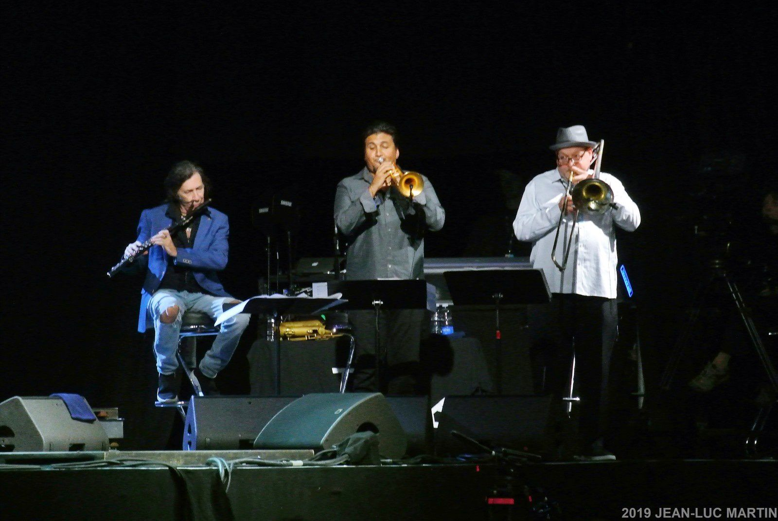 CHICK COREA SPANISH HEART BAND A JAZZ IN MARCIAC LE 30/7/2019