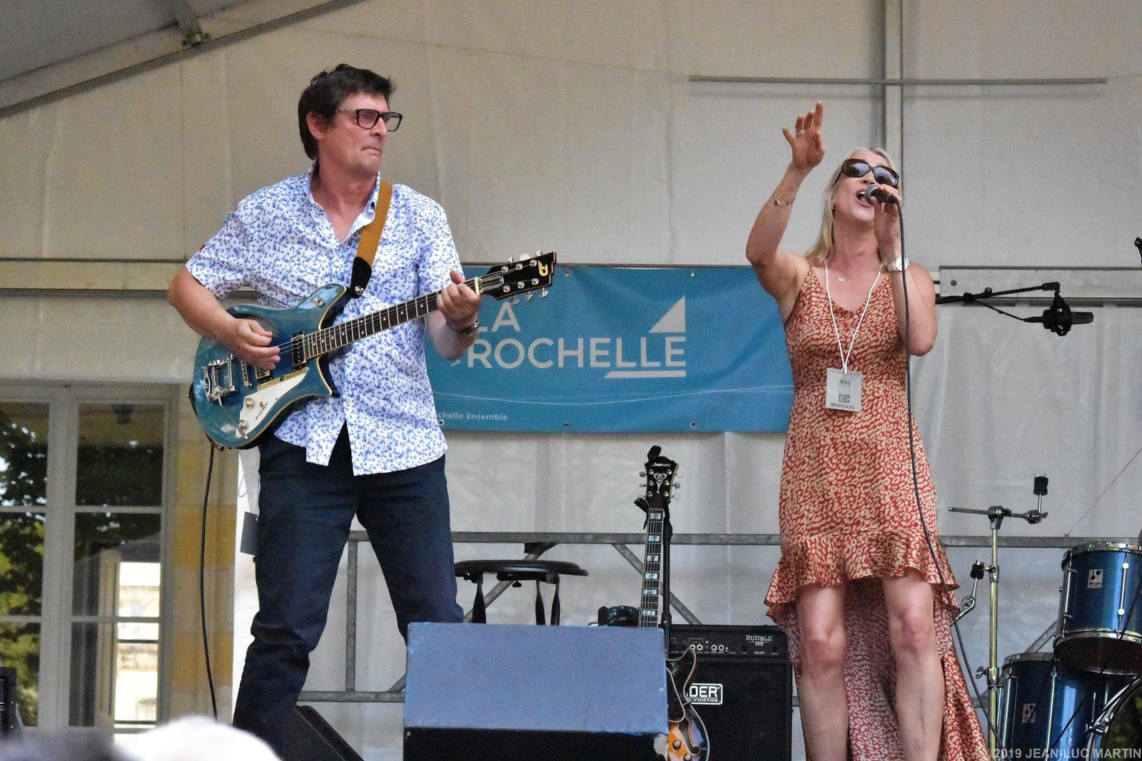 CHERRY ON TOP A JAZZ IN AOUT A LA ROCHELLE LE 16/8/2019