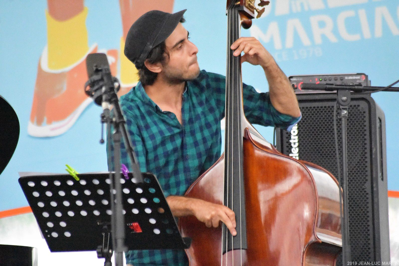 IRVING ACAO QUINTET A JAZZ IN MARCIAC LE 30/7/2019
