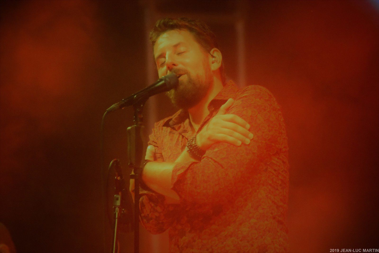 THOMAS DOUCET AND THE G LIGHTS A CHATELAILLON LE 27/8/2019