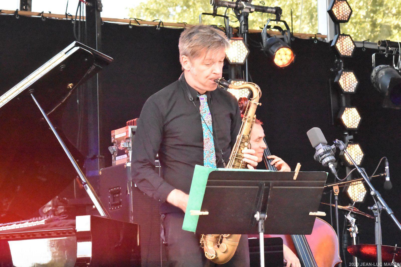 DANIEL ERDMANN: MUSICIEN EUROPEEN 2020 POUR L'ACADEMIE DU JAZZ