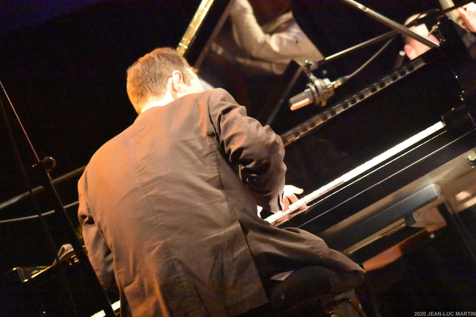 GRANDS PIANISTES DE JAZZ FRANCAIS: PIERRE DE BETHMANN