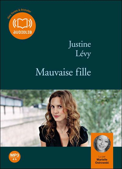 autofiction, justine levy, livre audio, avis, critique