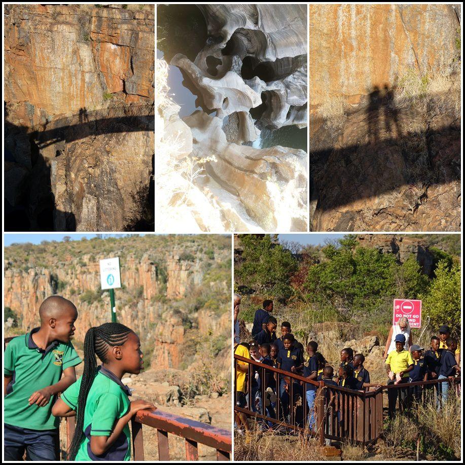 UN DIMANCHE EN AFRIQUE DU SUD : BLYDE CANYON