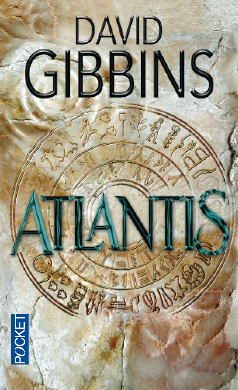 Littérature, Polar, thriller, Atlantis, Atlantide, mythe de l'Atlandide, David Gibbins, roman