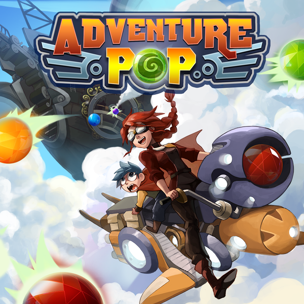 ADVENTURE POP : du PuzzleBobble-like sur PS4 en free-to-play