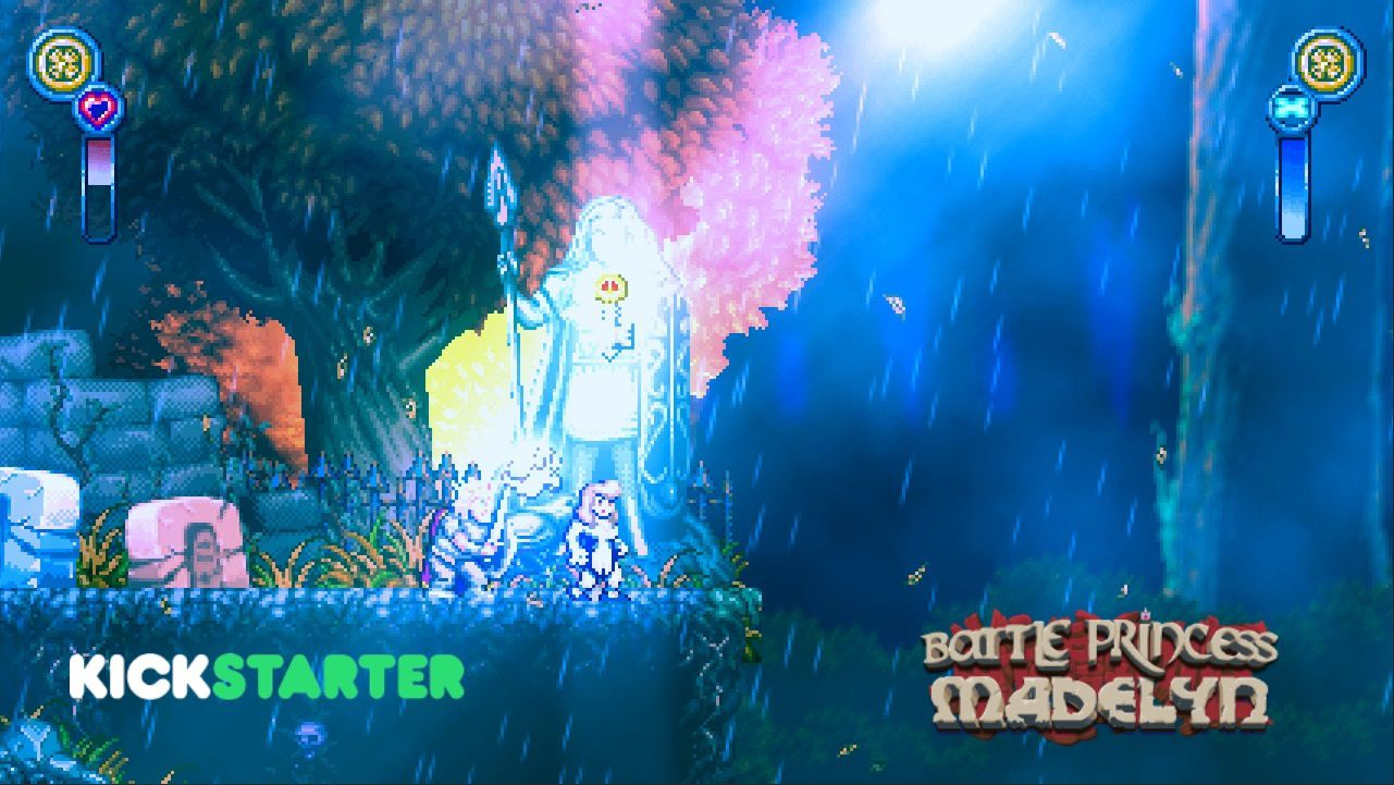"""Battle Princess Madelyn"", un Ghouls'n Ghosts-like bientôt sur PC, Xbox One, PlayStation 4, Wii U et Switch"