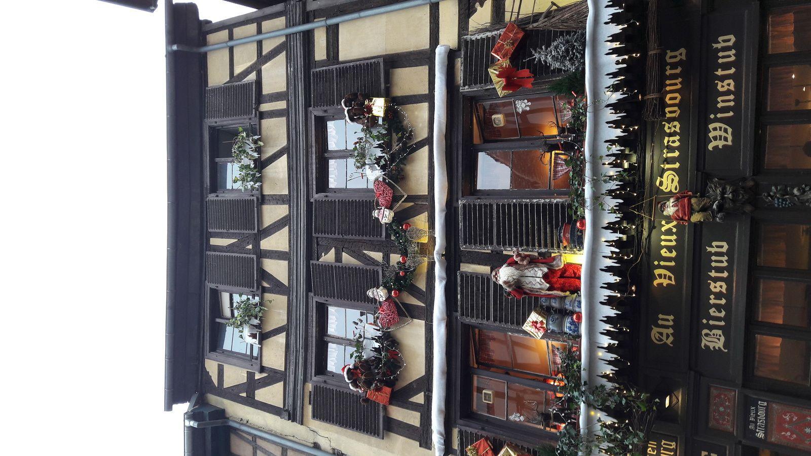 Les fêtes à Stasbourg