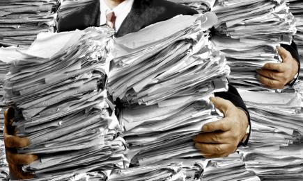 Pourquoi la massive bureaucratie c'est le… privé ?