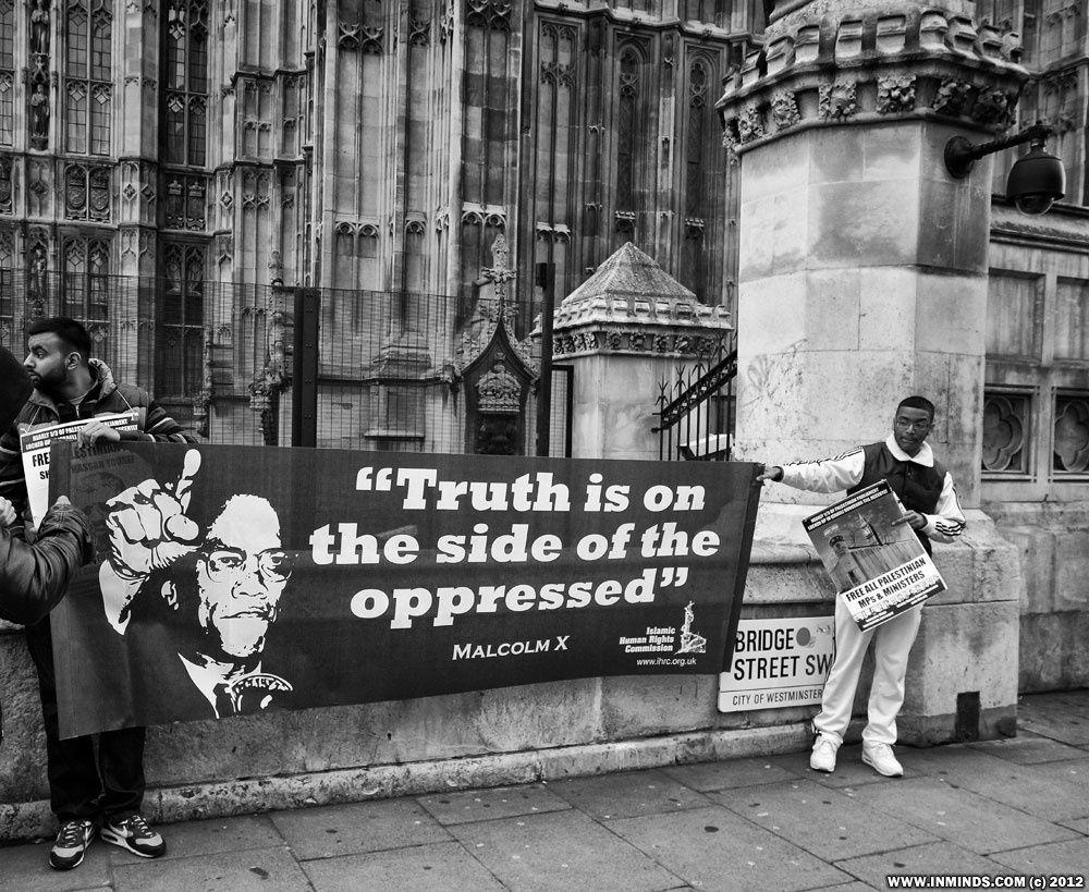 la vérité est du côté des opprimés...pourquoi c'est évident ?