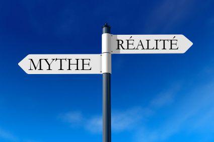 Faux - cette incompréhension sur la réalité des mythes n'a pu que fourvoyer qui s'y adonnait