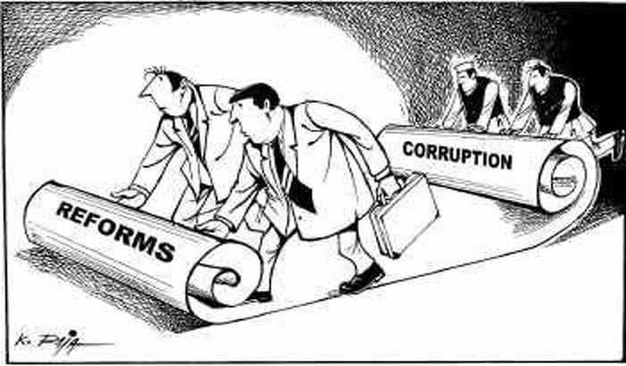 """Leurs """"réformes"""" sont des insultes à ce mot - c'est ce qu'elles cachent qui compte. Car, sur le fond, elles ne sont jamais appropriées au moment où elles nous tombent dessus..."""