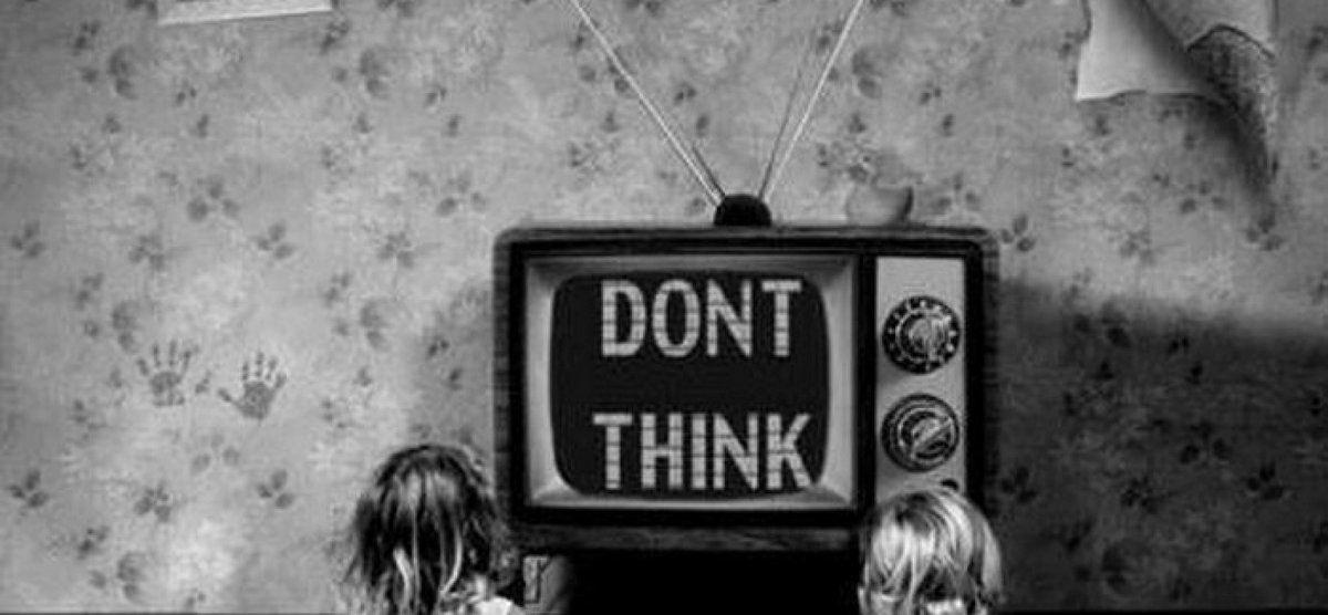 si les prétendus pouvoirs ont déjà si peur de nos pensées - qu'est-ce que ce sera du reste ?