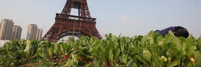 Quand la France nourrit Paris ?