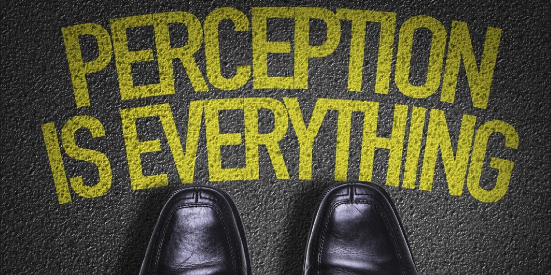 but every thing is not perception