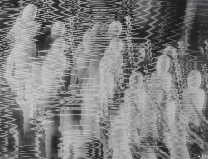 Photographies hypnagogiques, Raymond Hains...