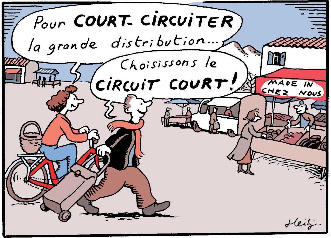 Que court-circuitent les circuits-courts ?