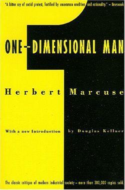 L'homme à une dimension – toutes les autres lui sont volées par le consumérisme pourtant si infantile…