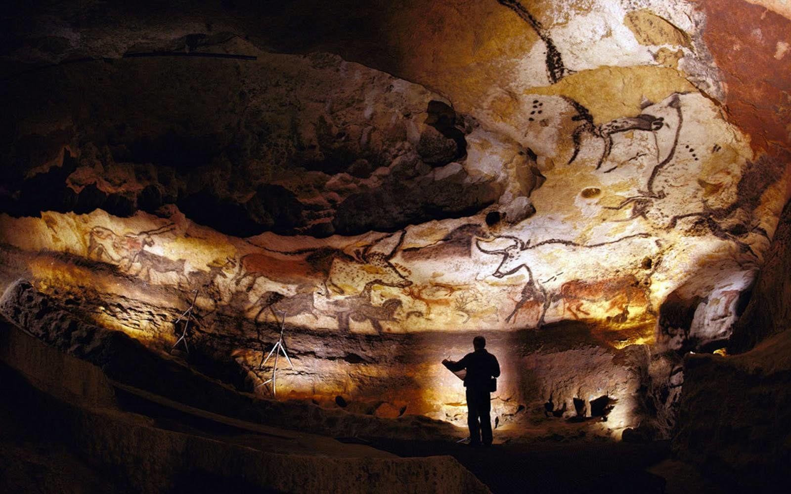 Les glottes des grottes – les chants préhistoriques ?
