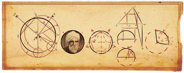 un astronome et mathématicien persan principalement connu pour ses apports en trigonométrie plane et en trigonométrie sphérique – et des apports essentiels négligés par les fausses élites occidentales….