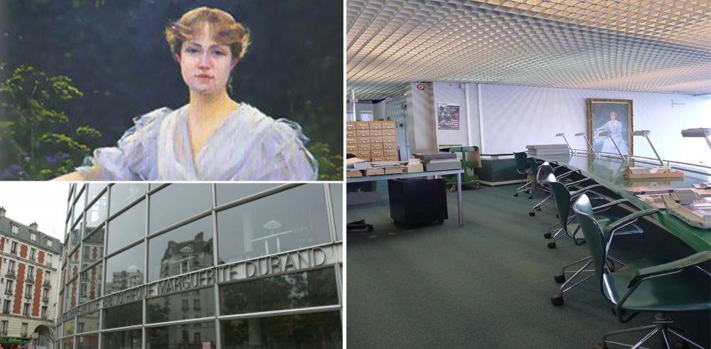 la seule bibliothèque féministe de Paris ?
