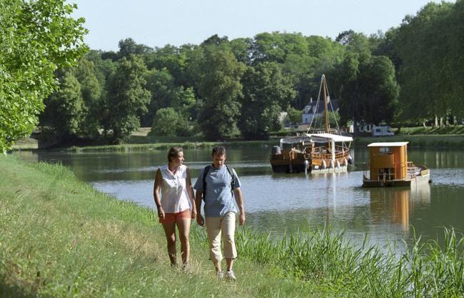 Les balades sur les bords de Loire